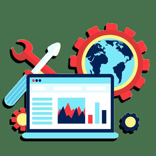 طراحی سایت با سیستم مدیریت محتوا
